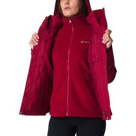 Columbia Venture On Chaqueta Interchange Mujer, beet
